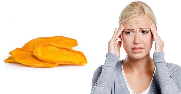сушеное манго польза +и вред