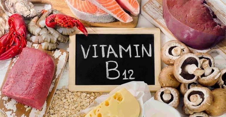 в12 витамин продукты