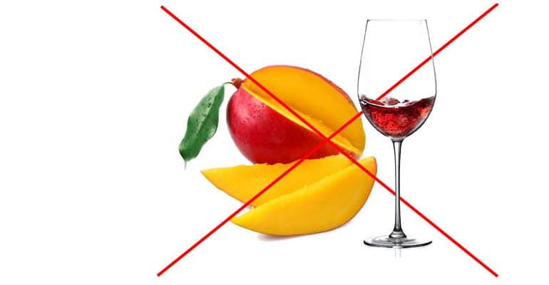 польза сушеного манго +для организма женщины