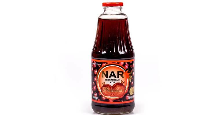 польза свежевыжатого гранатового сока